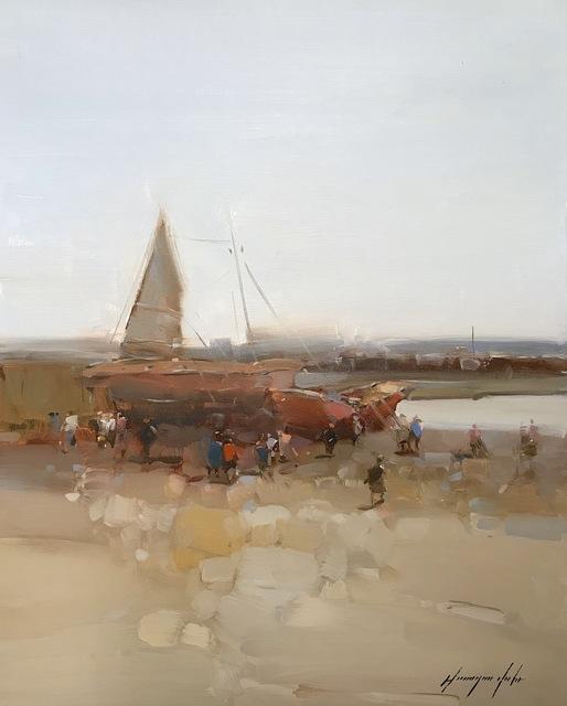 Vahe Yeremyan, 'Harbor', 2019, Vayer Art