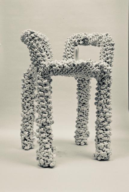 , 'mobilier 5213 concept supranodal,' 2018, La Patinoire Royale / Galerie Valerie Bach