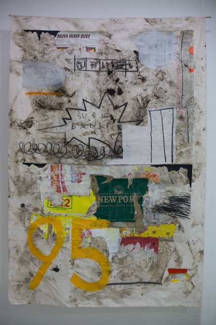 , 'Sure Banker ,' 2017, The Melrose Gallery