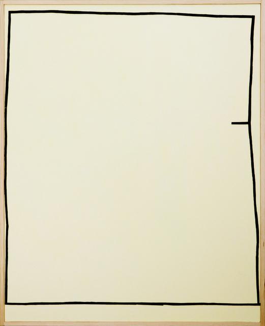 , 'Felt Drawing #3,' 2019, David Lusk Gallery