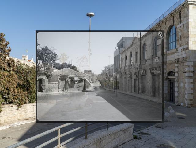 Jack Persekian, 'Deserted Jaffa Road', 2019, Zawyeh Gallery