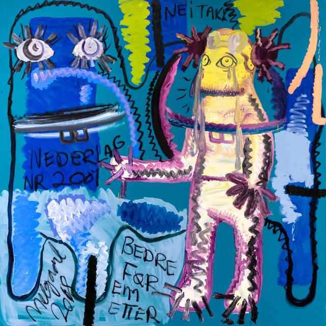 Bjarne Melgaard, 'Untitled', 2018, Galleri Fineart