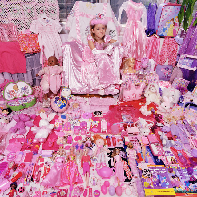 , 'Tess and Her Pink & Purple Things,' 2006, Rosier Gallery