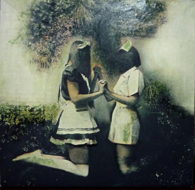 Misako Kobayashi, 'Encounter', 2011, Print, Etching and hand colored lithograph, Japigozzi Collection