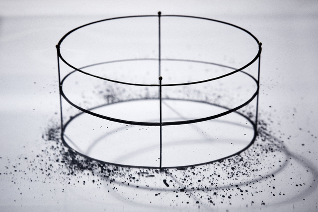 , 'Air drawings,' 2019, RoFa Projects