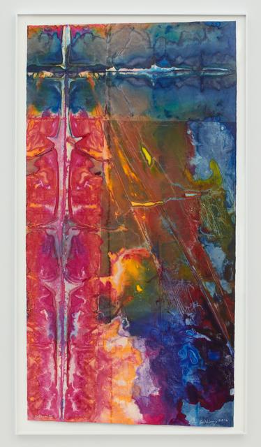 , 'Solstice III,' 2016, David Kordansky Gallery