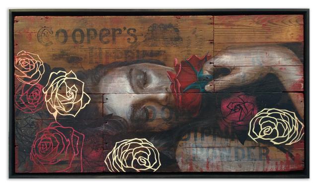 , 'Rose Dream,' 2014, StolenSpace Gallery