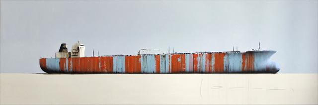 , 'Tanker 34,' 2018, Massey Klein Gallery