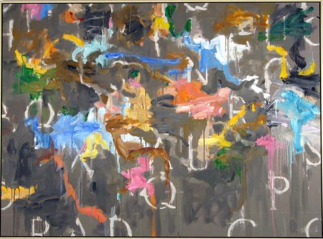 , 'Indian Gray,' 2006, Loretta Howard Gallery