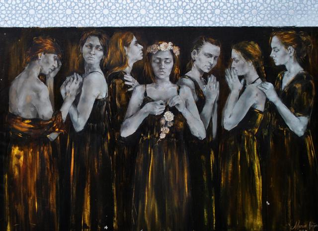 Marwa Najjar, 'Together', 2014, Q0DE