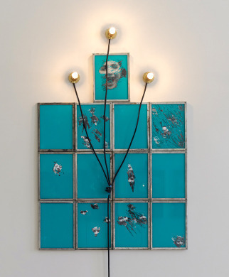 , 'Petit Monument,' 2011, Kewenig Galerie