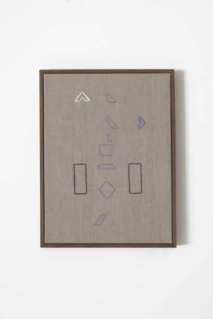 , 'Echoes #16,' 2017, ELASTIC Gallery