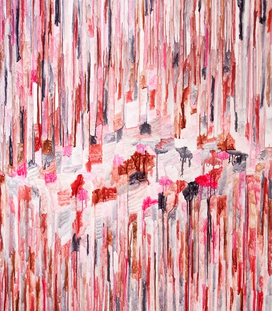 , 'patience III - l'amour,' 2015, sommer.frische.kunst