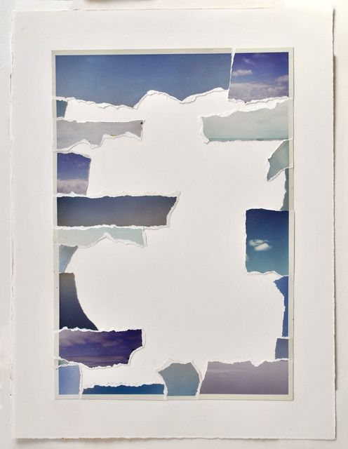 , 'Cloud Formation No. 1,' 2016, Davidson