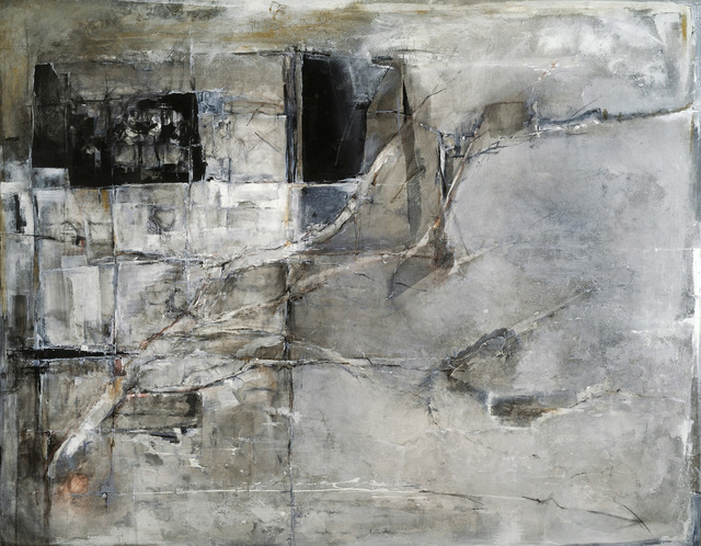 , 'Speaking Layers the Flight of Time,' 2017, Susan Calloway Fine Arts