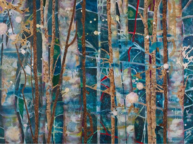 , 'Night Sprites,' 2013, Walter Wickiser Gallery