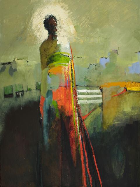 , 'Turning Away,' 2016, Sue Greenwood Fine Art
