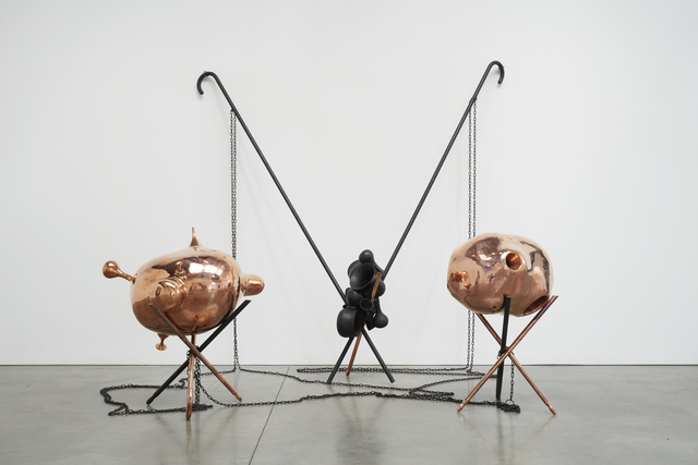 , 'A Bela e a Fera - La Belle et la Bête,' 2001-2012 , Luhring Augustine