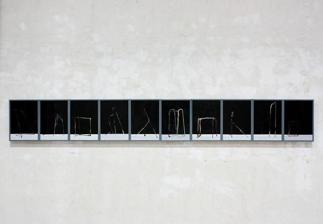 , 'Las palabras son formas,' 2012, Formatocomodo