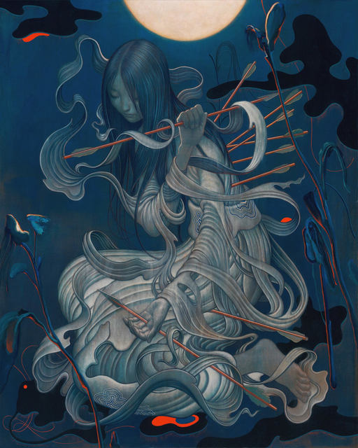 James Jean, 'Chang'e', 2016, Dope! Gallery