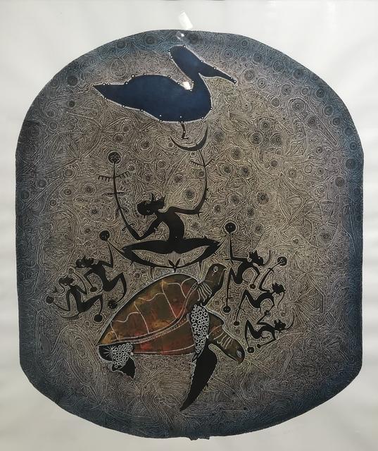 , 'Awai tithuyil (badu island story - the pelican),' 2006, Rebecca Hossack Art Gallery