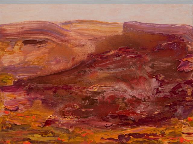 , 'Paesaggio (Mars),' 2016, M77 Gallery