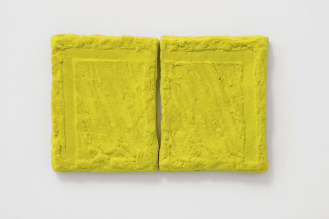 , 'Pittura G 2 elementi,' 2007, ABC-ARTE