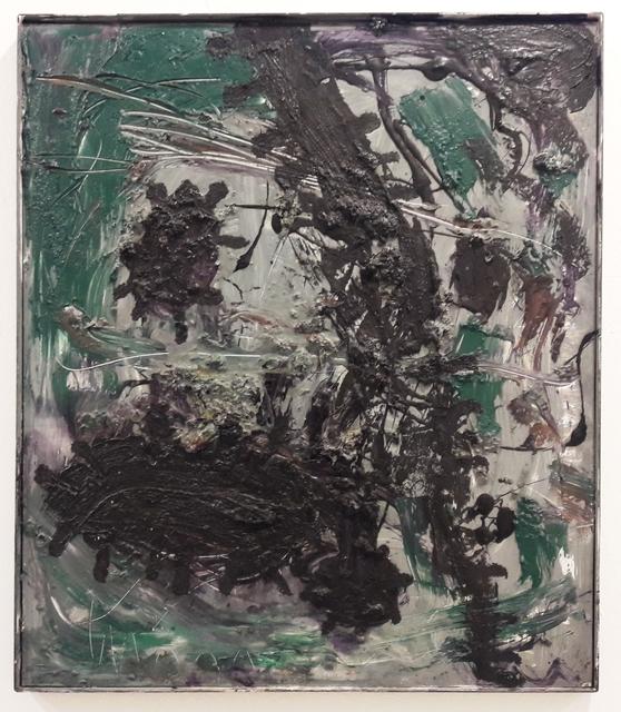 Gunter Damisch, 'Weltenwege', 1991, Galerie Elisabeth & Klaus Thoman