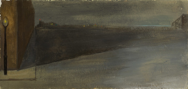 Helen Lundeberg, 'Night', 1951, Louis Stern Fine Arts