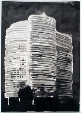 , 'Residential Building, Sao Paulo,' 2007, Octavia Art Gallery