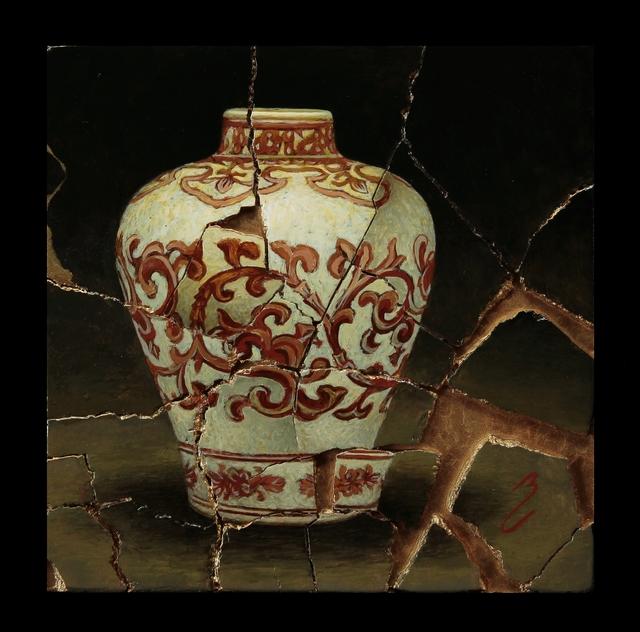 , 'Kintsugi (Ming Style Meiping),' , Galerie D'Avignon