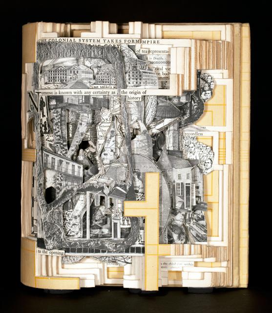 , 'The New March of Democracy,' 2015, Nancy Toomey Fine Art
