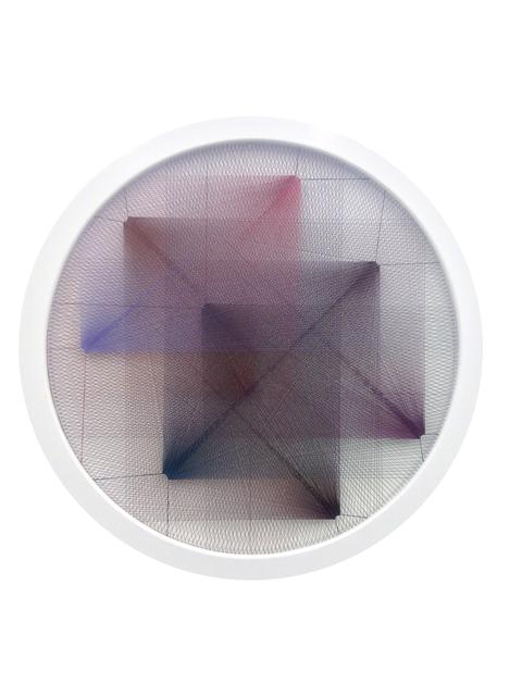 , 'Square 4,' 2015, Klein Sun Gallery