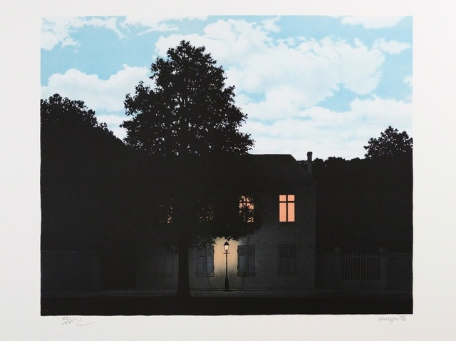 , 'L'Empire des Lumières,' 2010, Samhart Gallery