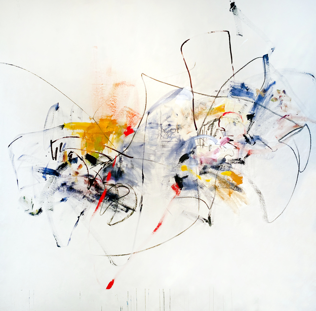 Vicky Barranguet, 'There will never be another you', 2020, Painting, Acrylic on canvas, Artemisa