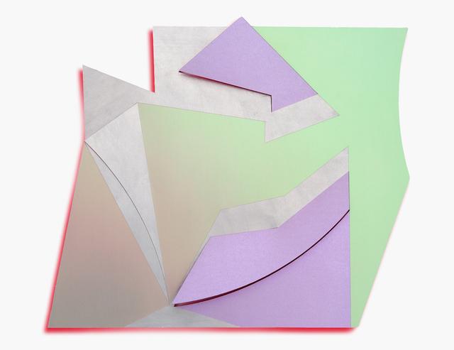 , 'Study for Sainte-Bernadette 3,' 2017, Charles Nodrum Gallery