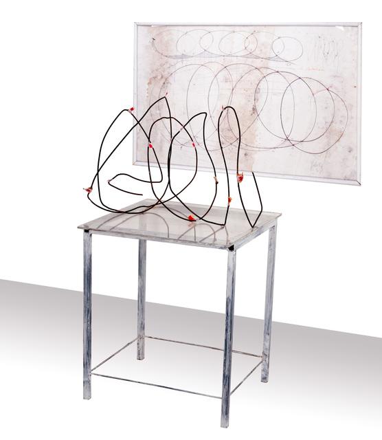 , 'Zeitsprirale, Spiralbild,' 2008, Konzett Gallery