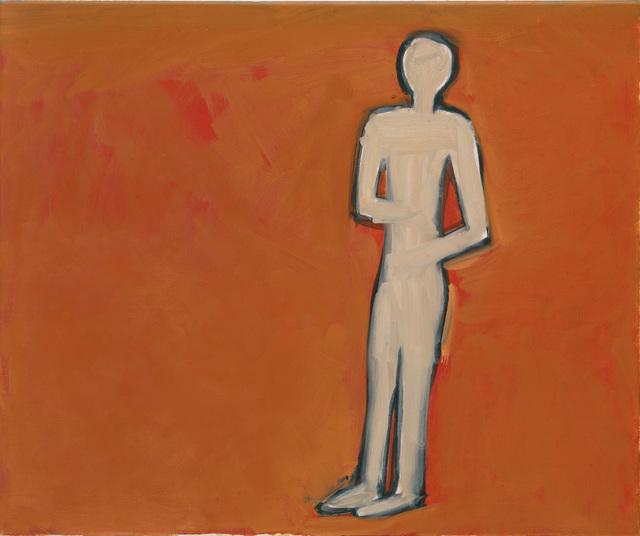 , 'Standing Figure,' ca. 1967, Osborne Samuel