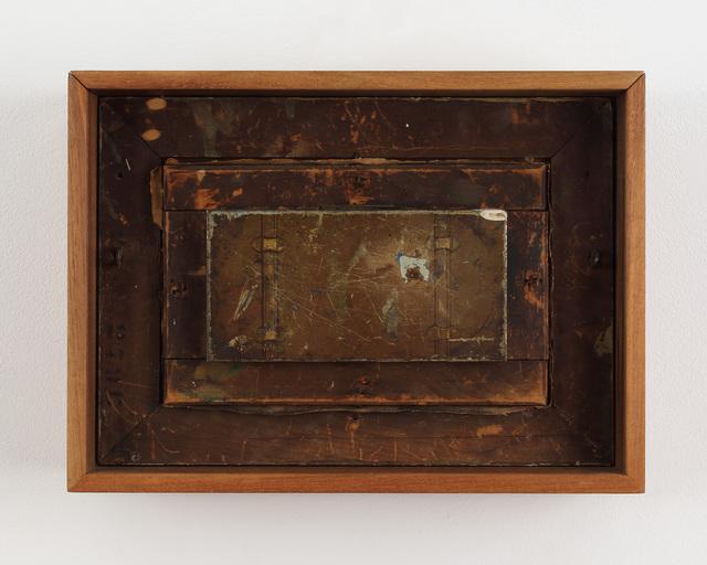 Varujan Boghosian, 'Duchamp's Valise', 1990, Alexandre Gallery