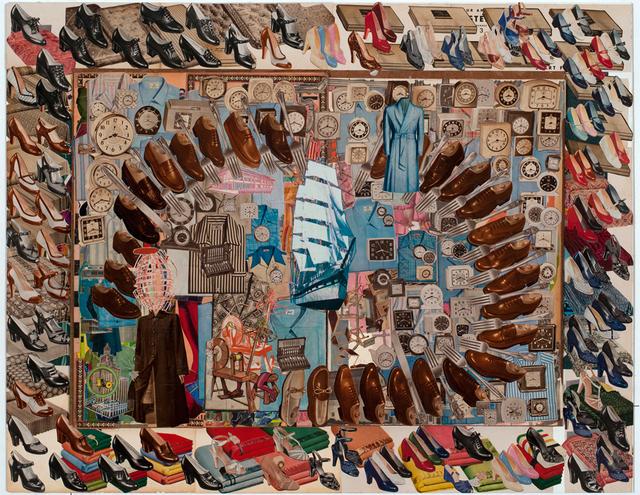 , 'Radio Man,' 2015, Tayloe Piggott Gallery