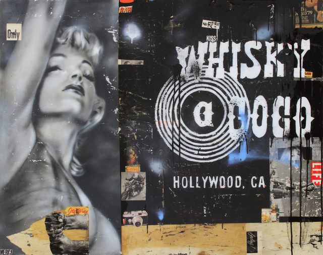 , 'Whisky A Go Go,' 2017, William Turner Gallery