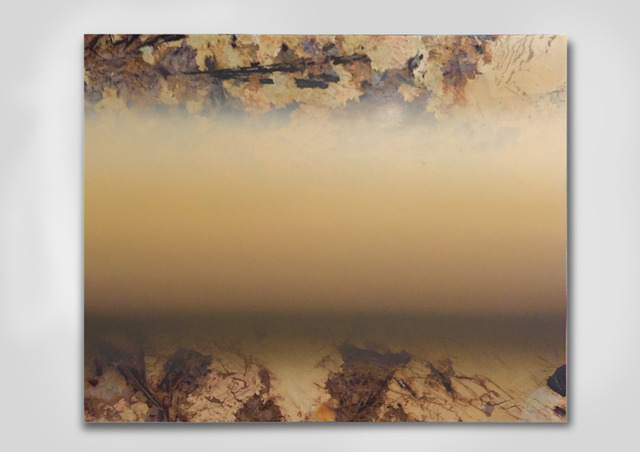 , 'Storm on the Hudson River,' 2015, Galerie Strelow