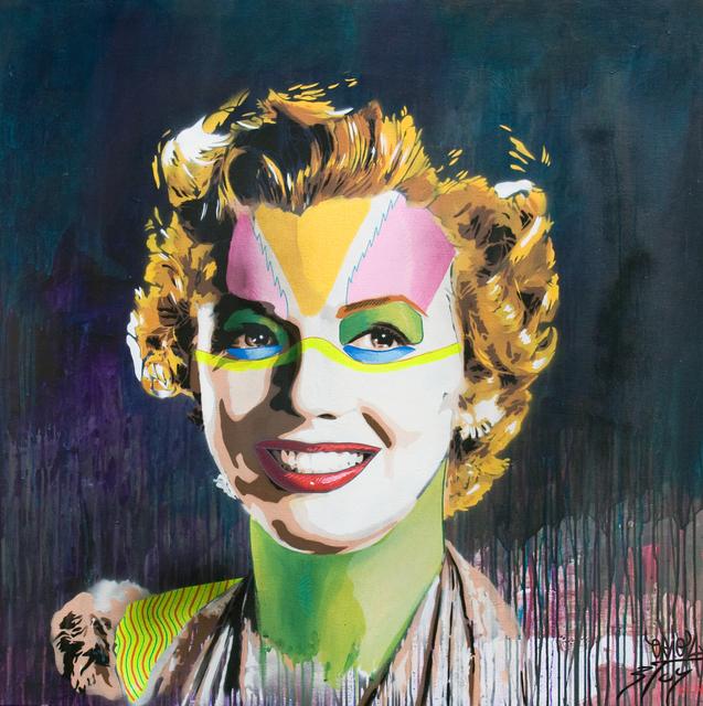 , 'Barbitouric (Marilyn Monroe)  ,' 2011, Manfredi Style