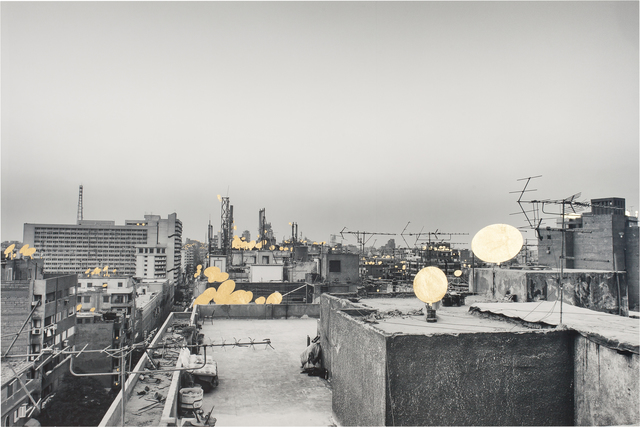 , 'Untitled (Rooftop Studies),' 2012, Kavi Gupta