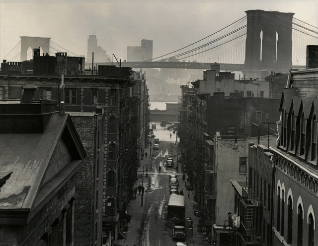 Todd Webb, 'From Chatham Square El Station, New York', 1946, Etherton Gallery