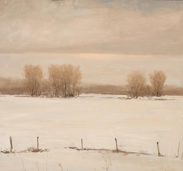 , 'Winter Grays,' , Gallery 1261