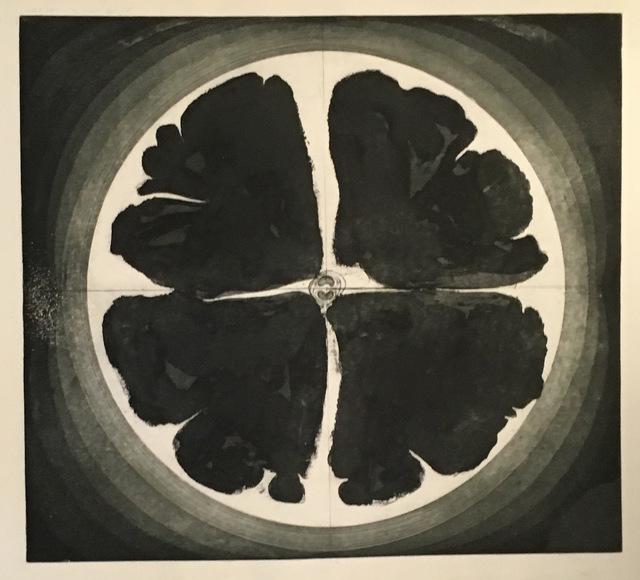 , 'Gehirn des Urwurms,' 1964, Galerie SOON