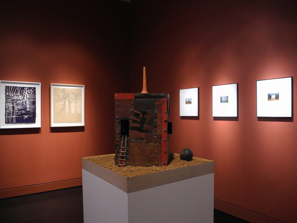 William Christenberry, June 10, 2015 - August 1, 2015, HEMPHILL Fine Arts