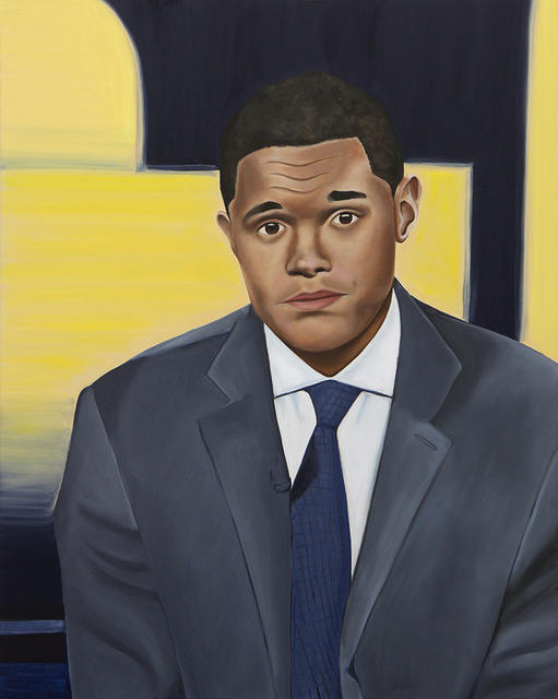 , 'Trevor Noah, The Daily Show,' 2018, Front Room Gallery