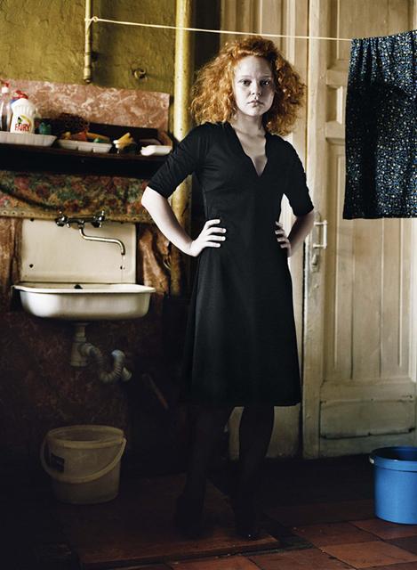 , 'Robe noire #2, Saint-Petersbourg, Russia,' 2005, Polka Galerie